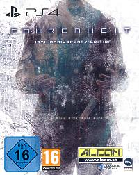 Fahrenheit: 15th Anniversary Edition (Playstation 4)