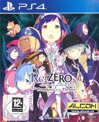 Re:ZERO - Starting Life in Another World: The Prophecy of the Throne (Playstation 4)