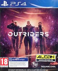 Outriders (Playstation 4)