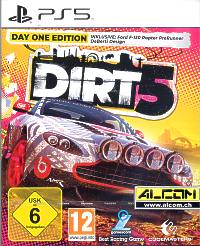 DIRT 5 - Day 1 Edition (Playstation 5)