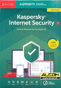 Kaspersky Internet-Security 1-Lizenz - Update