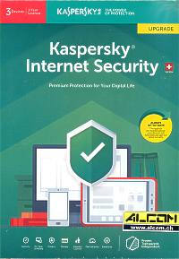 Kaspersky Internet-Security 3-Lizenzen - Update