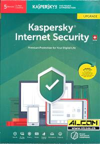Kaspersky Internet-Security 5-Lizenzen - Update