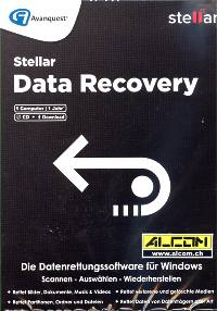 Stellar Phoenix Windows Data Recovery 8