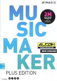 Magix Music Maker 2020 - Plus Edition