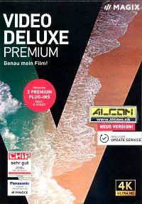 Magix Video Deluxe 2020 - Premium Edition
