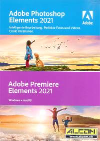 Adobe Photoshop Elements 2021 & Adobe Premiere Elements 2021