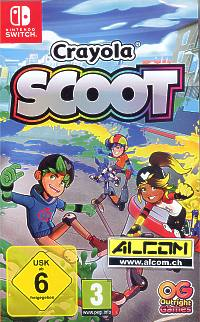 Crayola Scoot (Switch)