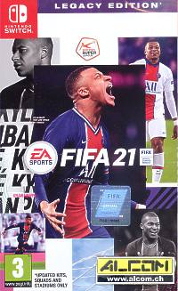 FIFA 21 - Legacy Edition (Switch)