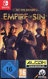 Empire of Sin - Day One Edition (Switch)