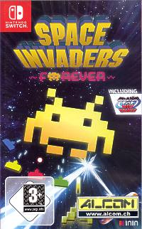 Space Invaders Forever (Switch)