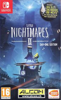 Little Nightmares 2 - Day 1 Edition (Switch)
