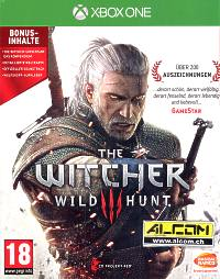 The Witcher 3: Wild Hunt - Day One Edition (Xbox One)