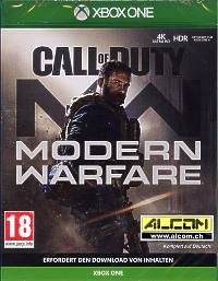Call of Duty: Modern Warfare (2019) (Xbox One)