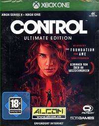 Control - Ultimate Edition (Xbox One)
