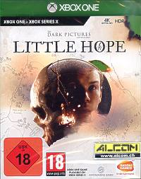 The Dark Pictures Anthology: Little Hope (Xbox One)