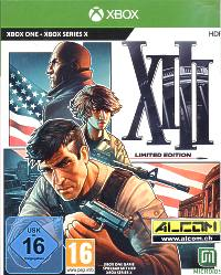 XIII: Remake - Limited Edition (Xbox One)