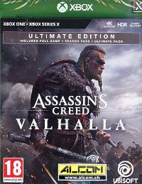 Assassins Creed: Valhalla - Ultimate Edition (Xbox One)