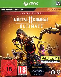 Mortal Kombat 11 Ultimate - Limited Edition (Xbox One)