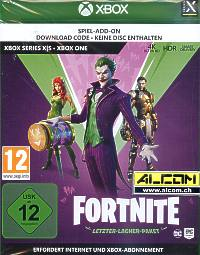 Fortnite - The Last Laugh Bundle (Code in a Box) (Xbox One)