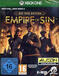 Empire of Sin - Day One Edition (Xbox One)