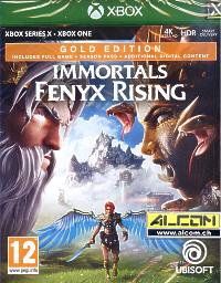Immortals: Fenyx Rising - Gold Edition (Xbox One)