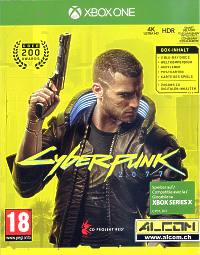 Cyberpunk 2077 - Day 1 Edition (Xbox One)